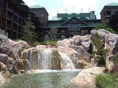 Disney's Wilderness Lodge Overview - Walt Disney World 2011 HD