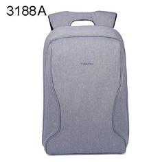 Tigernu Men Fashion Backpack Anti-theft Shockproof Travel Bag 14inch bBusiness Laptop Backpack