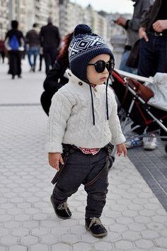 Kid boy fall fashion