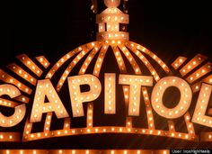The Capitol Theaters Old Movies, Movie Theater, Christmas Bulbs, The Past, Black And White, History, Country, Holiday Decor, Beautiful