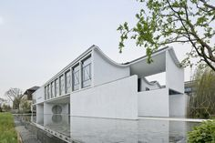 Gallery of Dongyuan Qianxun Community Center / Scenic Architecture Office - 3