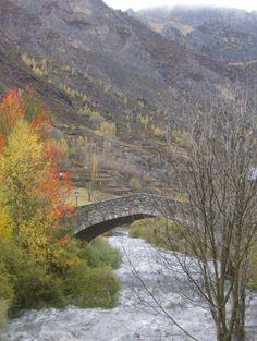 El valle más bonito de España. Pirineo aragonés. Valle de Benasque