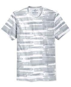 303189f6be465 American Rag Men s Paint It Brushstroke-Stripe T-Shirt