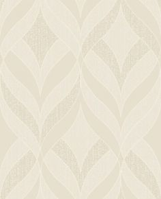 Aragon (75742) - Albany Wallpapers - A blown vinyl of a twisting, spiralling design, adding a modern vibe to any room. Shown here in the beige colour way. Other colours available. Please request a sample for true colour match.