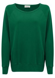 Shop the American Vintage Japonstate Cotton Sweater - Mint Water online at The Dressing Room. Get 10% OFF your first order + FREE UK delivery!