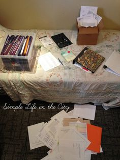 The Life-Changing Magic of Tidying Up - Papers