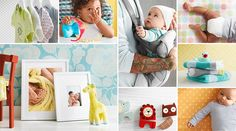 baby catalog, ways to shop : Target - what you need for a baby registry