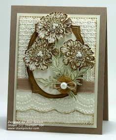 The Stampin' Schach: Flowers for the Pals
