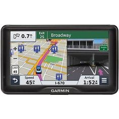 Garmin nuvi 2757LM 7 GPS Navigation System w/ Lifetime Map Updates Certified R