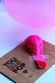 Balloon Valentine   - Redbook.com