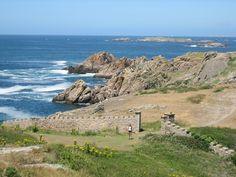 Découverte touristique de l'Île-d'Houat Morbihan Bretagne