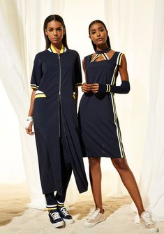 S/S 2019 - Obliquecreations - Winter Outfits Sport Chic, Sport Style, Sport Fashion, Fashion Week, Fitness Fashion, Womens Fashion, Fashion Trends, Casual Chic, Style Casual