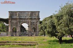 Il grande arco di trionfo a Roma: l'Arco ...