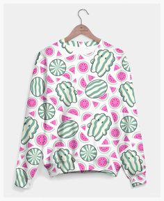 Watermelon Stevens! Cute Steven Universe Sweater by SlothgirlArt on DeviantArt  https://liveheroes.com/en/product/show/190836