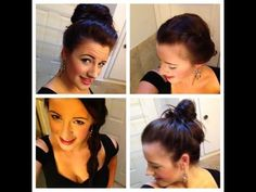 8 Quick  Easy Back to School Hairstyles! No Heat Today! Fast fun cute adorable fancy Fabulous Sweet Romantic Unique Up due  Braid Bun Side Hair Hair Styles