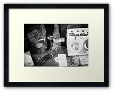 #photography #photo #art #print #artprint #streetphotography #streetphoto #bw #blackandwhite #street #frame #framedprint #findyourthing #photographs #artforsale #wallart #prague #czechia #czechrepublic #city #urban #retro #old #window #shop #reflection #past #vintage