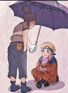 Shikamaru and Naruto. What a good friend. :D -as kids, Shikamaru was the only one to treat Naruto normally Naruto Uzumaki, Naruto And Sasuke, Anime Naruto, Naruto Gaiden, Naruto Fan Art, Naruto Cute, Hinata, Manga Anime, Gaara