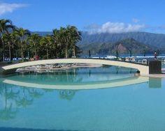 The Princeville in Kauai.  Twas Amazing.
