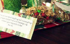 Santa's Snack Mix: Great gift idea: | Peak313.com