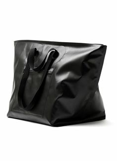 BAGGU wet suit bags contains all wet clothing or keeps all contents dry whichever you need...love this bag too.