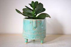 planter metal v legs - Google Search