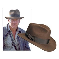"Look like a legend with this hat inspired by ""Indiana Jones""! Men don't wear hats in public anymore, but with global warming, be prepared for winters that feel like summer!"