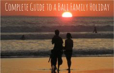 Complete guide to Bali for kids including Bali family accommodation, what to eat, how to get around, and things to do in Bali with kids Bali With Kids, Travel With Kids, Family Travel, Family Vacation Destinations, Holiday Destinations, Travel Destinations, Travel Tips, Fun Water Parks, Carnival Freedom