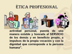 Etica-Religion - Etica profesional