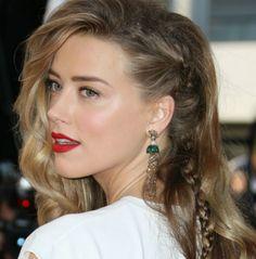 Amber Heard, Cara Delevingne y Céline Bosquet lo clavaron.Más de una (y de dos) celebrities han escogido para la alfombra roja del Festival de Cannes este l