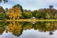 Autumn on the Estate by Kevin Ainslie on 500px