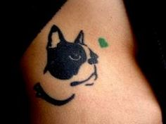 boston terrier tattoo designs - Google Search   ...........click here to find out more     http://googydog.com