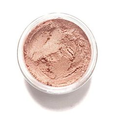 Simplicity Cosmetics Mineral Eyeshadow - Ginger Shade * Visit the image link more details. (This is an affiliate link) Makeup Tips, Beauty Makeup, Eye Makeup, Mineral Eyeshadow, Bismuth, Iron Oxide, Minerals, Jar, Glass