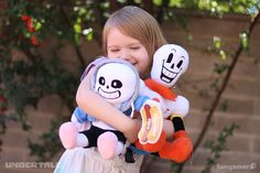 Buy Papyrus together with Sans and get a bonus mini whoopee cushion. Great for traps!I will capture a human!This official Papyrus plush is 12 inches tall (seated).Also available: his lazy brother, sans.Collaboratively designed by Jenna Post, Toby Fox, and our friends at Happy Worker.