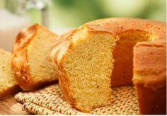 Bolo de fubà / Gâteau à la farine de maïs
