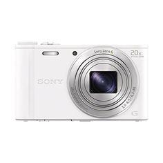 Sony DSC-WX350 Digitalkamera (18,2 Megapixel, 20-fach opt. Zoom, 7,5 cm (3 Zoll) LCD-Display, NFC, WiFi) weiß - http://kameras-kaufen.de/sony/weiss-sony-dsc-wx350-digitalkamera-18-megapixel-7