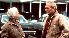Jessica Tandy and Paul Newman in Nobody's Fool