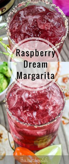 Majority of these adorable mixed drinks use tequila as a basis, incorporating agave, common sugar and spirits in excellent scorching cocktails or cute sippers. Margarita Day, Perfect Margarita, Margarita Recipes, Best Raspberry Margarita Recipe, Raspberry Vodka Drinks, Blackberry Margarita, Raspberry Cocktail, Raspberry Syrup, Gastronomia