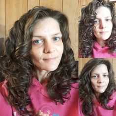 Curly Hair Care, Curly Hair Styles, Curly Girl Method, Curling, Custard, Coconut Milk, Healthy Hair, Kinky, Wednesday