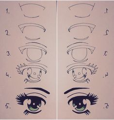 Imagem de eyes, drawing, and draw