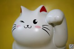 Maneki Neko: The Lucky Beckoning Cat
