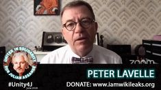 07 Peter Lavelle - - Online Vigil in support of Julian Assange,. Unity, Acting, Interview, The Unit, Angel, Smoke