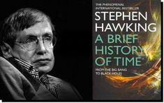 Book: A Brief History of Time - Cambridge Alert George Orwell, Stephen Hawking, The Elegant Universe, History Of Time, Best Audiobooks, Quantum Mechanics, Chapter One, Human Mind, Reading Time