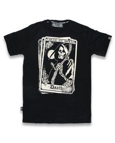 TAROT, Liquorbrand Men, T-shirts at Switchblade Clothing