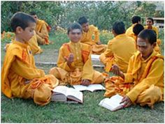 Ancient India Education System: There is a Sanskrit dialect saying 'VidyaViheenahaPasuhu', which means a man without education is like an animal. Thus in other words, it teaches the human being to live in a mannered way. There is a big misconception in the mind of many people related to the meaning of word 'Education'.