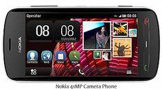 Nokia New 41MP Smartphone.