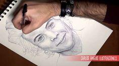 How to draw Harry Styles (Como dibujar a Harry Styles)