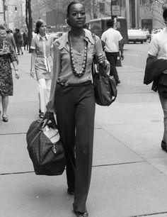 1966 Naomi Sims
