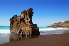 tenerife, what to do in tenerife, canary islands, beautiful places in tenerife, playa bollullo Europe Holidays, Spain Holidays, Hard Rock Hotel, Most Beautiful Beaches, World's Most Beautiful, Beautiful Places, Black Sand, White Sand Beach, All Inclusive Urlaub
