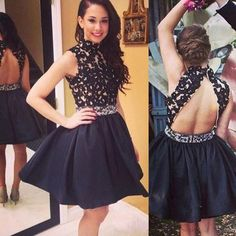 The+Halter+backless+Homecoming+Dresses+are+fully+lined,+8+bones+in+the+bodice,+chest+pad+in+the+bust,+lace+up+back+or+zipper+back+are+all+available,+total+126+colors+are+available.+ This+dress+could+be+custom+made,+there+are+no+extra+cost+to+do+custom+size+and+color.  Description+ 1,+Material...