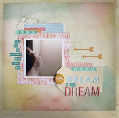 Dream A Little Dream by manda.m at Studio Calico